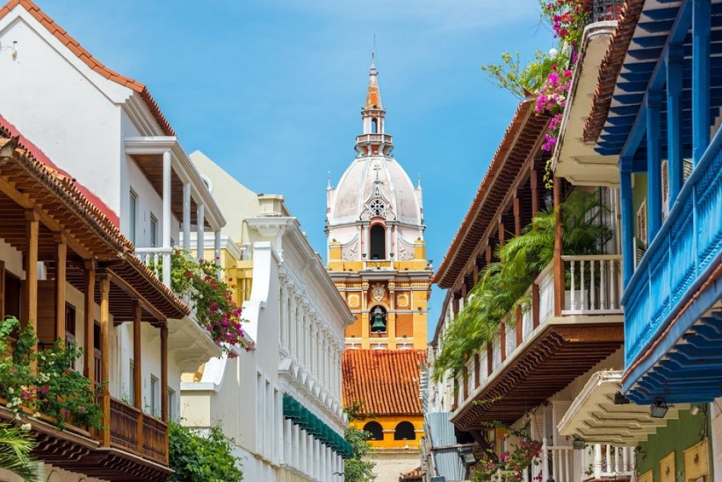 Best Places to Retire - 6. Colombia