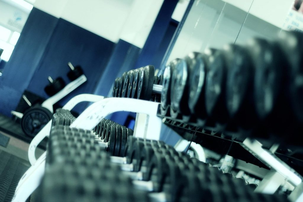 Exercise Statistics - Weights
